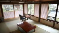 【特別新装室】本堂壱<1組限定・眺望・縁側・鍵付・8畳二間>