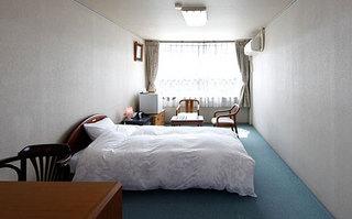 お客様が驚く広いシングル部屋