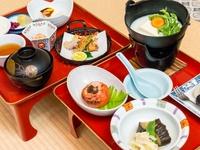 【グルテンフリープラン】 精進料理かつグルテンを除いた料理をご提供【阿字観瞑想・写経体験 無料】