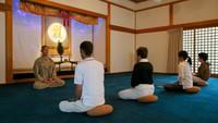 宿坊レギュラープラン【阿字観瞑想・写経体験 無料】