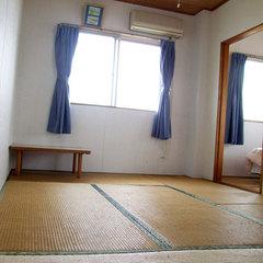 【禁煙】和室10畳(バス・トイレ・ベッド付)