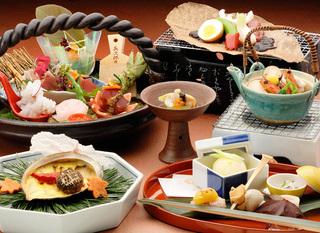 ◆夕食・朝食は部屋食◆ 4種から選んで楽しめるメインチョイス【やまと遊膳】