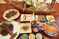 海鮮12,000円プラン 1泊2食付き 和室