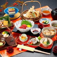 【秋得】新・森のめぐみプラン 松茸コース