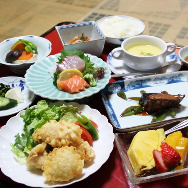 【ネット予約限定】スタンダード 2食付プラン(1泊2食付)