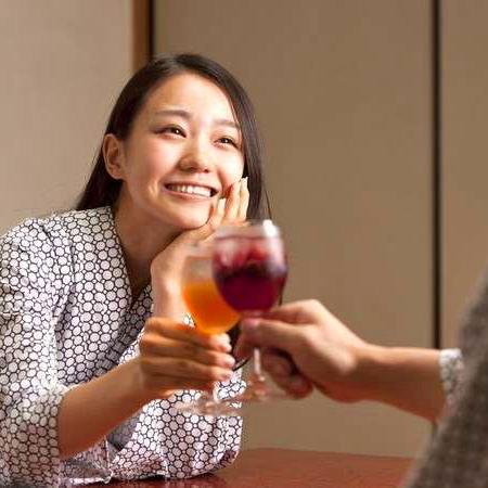 ☆楽天トラベル限定☆女将の手作り果実酒付♪カップルプラン!