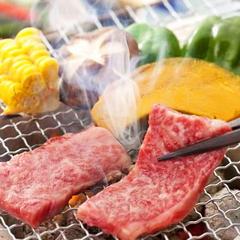 ☆楽天トラベル限定☆地元旬食材の会席プラン★豊後牛&地鶏を炭火焼で!自家米のお土産付き♪