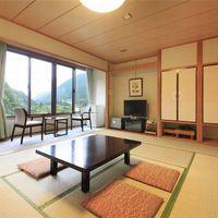 室数限定客室【和室8〜10畳】<禁煙>