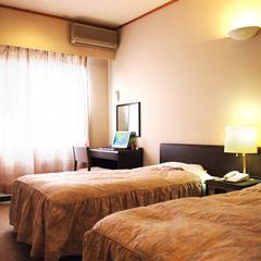 洋室 2名  当館一番人気ツインルーム