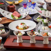 〓6月〜8月限定〓〜夏の味覚「鱧」とブランド肉の美味を味わう鱧&近江牛会席〜