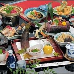 ♪女将推薦『たみやプラン』〜旬な厳選食材!