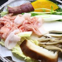 【「桜王」豚肉の蒸し焼き鍋】大分観光をたっぷり楽しむ♪21時までチェックインOK!≪1泊朝食付き≫