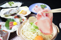 【平日限定】 お手軽(●^o^●) ★ポーク会席★ 食事会場おまかせ