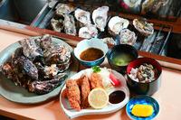 【炉端焼プラン☆2食付】牡蠣のおいしい季節がやってきました!冬の味覚プリプリの牡蠣を炭火焼きで食す!