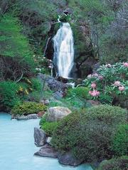 草原側 洋室 S3 ツインルーム  (シャワー、トイレ付き)・赤川荘無料入浴券付