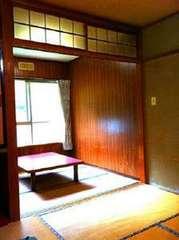 【1泊2食付】 やまめの洗いプラン  広々とした和室!