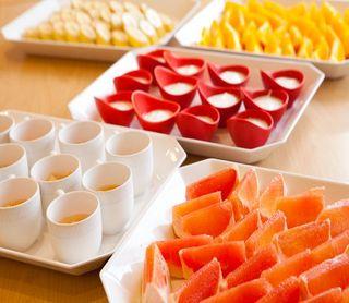【1泊朝食】50種類の料理を取り揃えた朝食バイキング付プラン