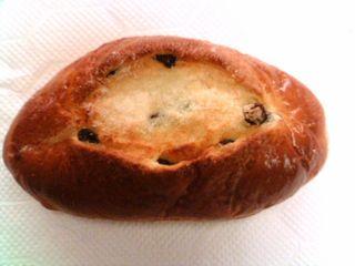 おいしいパン(200円)が無料で付きます。