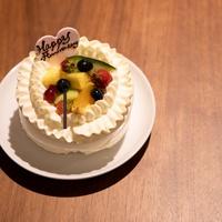 サプライズでお祝いも♪アニバーサリーケーキ付プラン!朝食付き★幼児添寝無料★