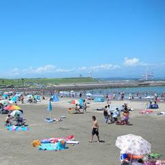 【海水浴・夏休み】マリンパーク御前崎海水浴場まで車で3分! 特典付