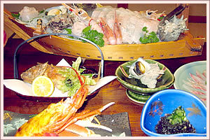 新海物語にぎわいプラン 〜「とみや」のお料理を楽しんで頂ける基本プランです〜 【現金特価】