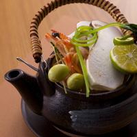 【松茸会席】 秋の味覚松茸で季節を愉しむ 〜神戸牛付き〜