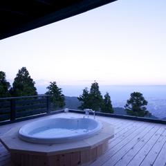 【平日限定】六甲の夜景を独占。ご褒美一人旅♪(通常会席コース)