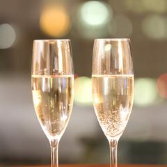 【記念日プラン】「ケーキ」「ハーフスパークリングワイン」の特典付★《2食付》