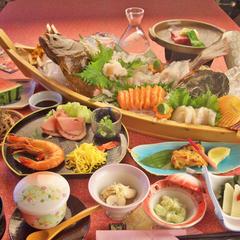 『お魚天国』活きが命☆魚好き納得の板長一押しプラン!