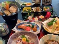 【春夏旅セール】当館のスタンダード■日本海の味覚堪能〈1泊2食付きプラン〉