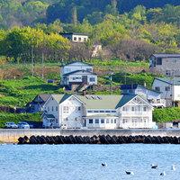 【素泊まり】全室禁煙オーシャンビュー!日本海に沈む夕日を眺めながらゆったり過ごす小樽の休日