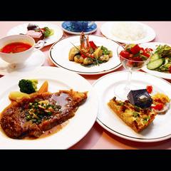 【スタンダード】阿蘇の広大な大地で育てられた食材をまごころこもった手作り料理で・・・【現金特価】
