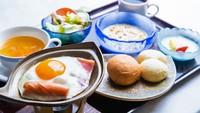 【お日にち限定】直前割×朝食付 / 選べる朝食【和食or洋食】!