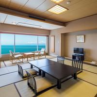 ○オーシャンビュー富士山&駿河湾/和室12.5帖(8・9階)