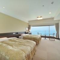 ◆◇オーシャンビュー!富士山&駿河湾を一望/禁煙洋室39平米