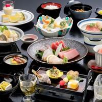 【アッパレしず旅】松風閣の料亭でちょっと優雅に≪懐石料理堪能プラン♪≫