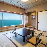◆オーシャンビュー!富士山&駿河湾を一望/和室10帖