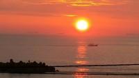 【サマーSALE】最大10%OFF!北茨城の海が目の前の宿で★新鮮船盛り付プラン★
