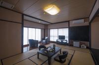 露天風呂付特別室【海側・和室・禁煙室/シャワー室なし】