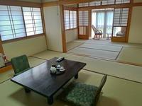 【和室14畳】8畳のお座敷と6畳の寝室を備えた和室
