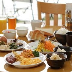 【オンラインカード決済限定プラン】【朝食サービス】朝食たべて♪クチコミして★宿泊券当たるかも?