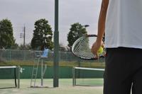 大自然に囲まれたオニコウベで、温泉とテニスを満喫!テニスコート無料レンタル【牛タン付網焼き料理】