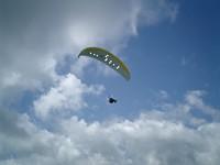 私を大空に連れてって♪パラグライダーで空を飛べる夢のような宿泊プラン