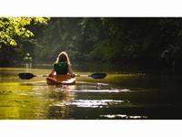 【一日体験】水面を切って走る爽快感♪鳴子ダムの上流でカヌー体験ができる宿泊プラン
