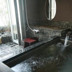 半露天風呂付洋室&クラシックモダン和室のコネクティング