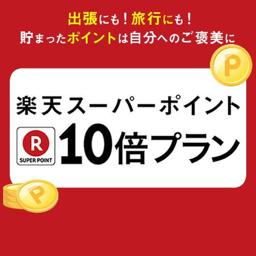 【ポイント10倍】楽天ユーザー必見!ポイント貯めて、かしこく宿泊!