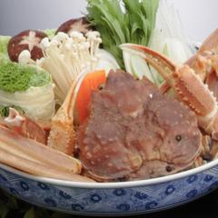 【姿蟹×カニすき】定番カニ料理、どっちも食ちゃえ!蟹懐石プラン