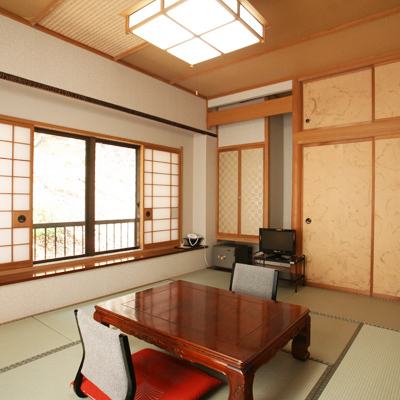 New Wing Japanese-Style Room 10 to 15 Sq M