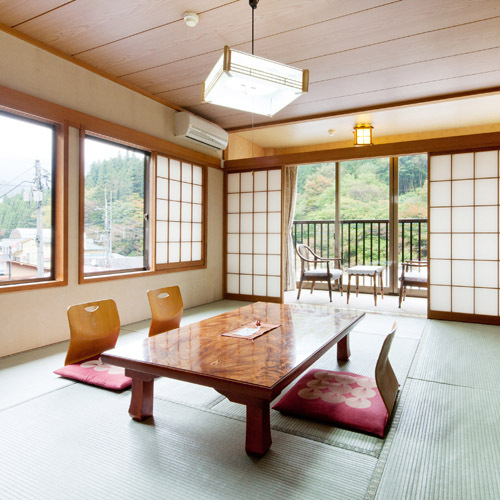 New Wing Japanese-Style Room 16 to 20 Sq M