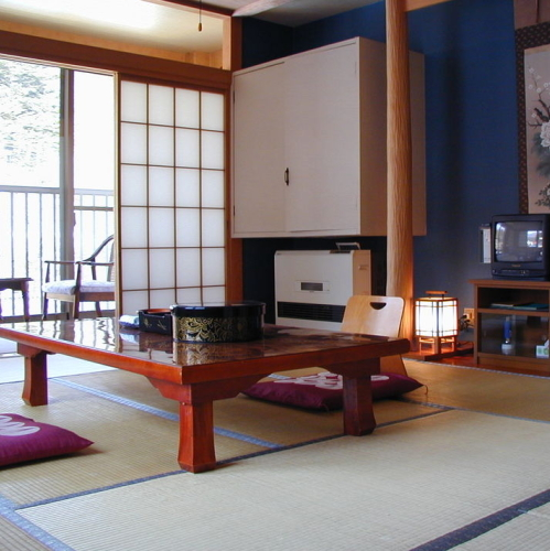 Main Building Japanese-Style Room 16 to 20 Sq M
